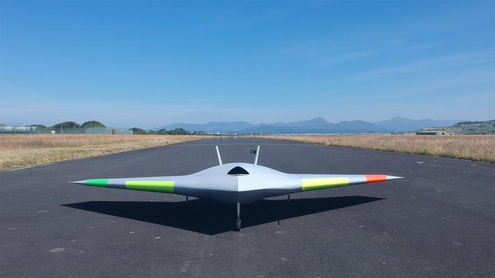 The Magma UAV uses puffs of air instead of moving control surfaces