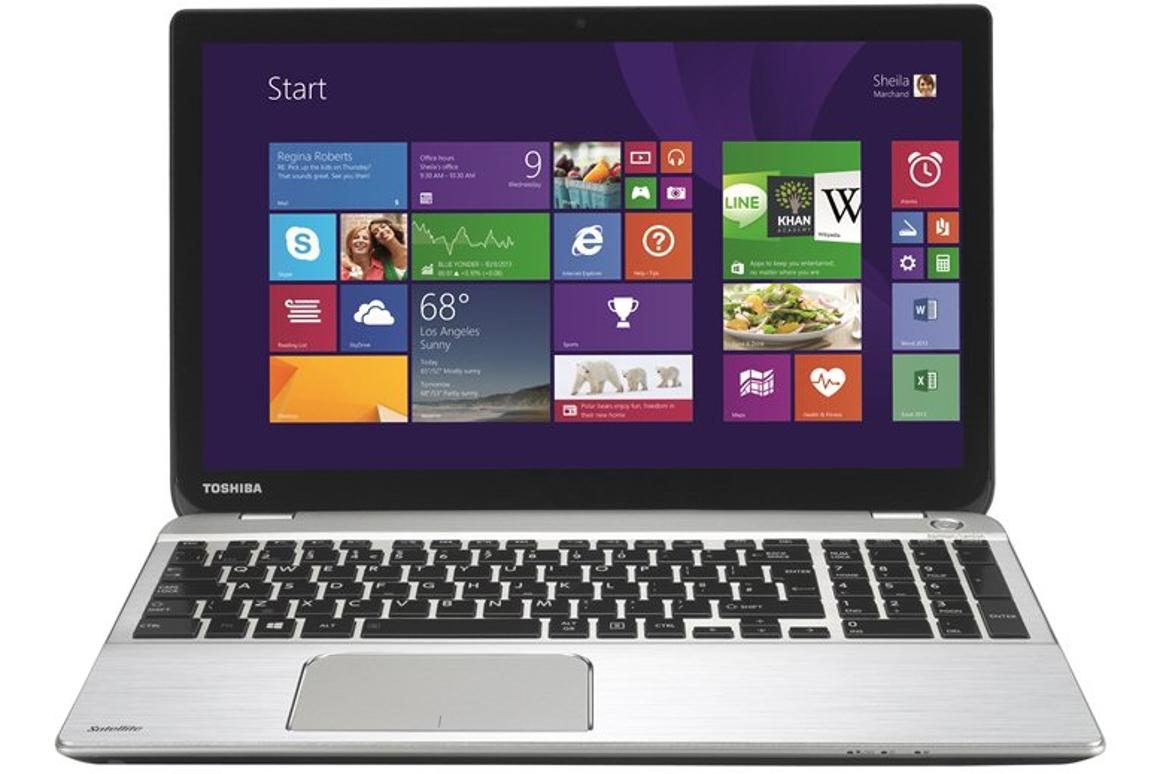 Toshiba has announced details of its Satellite P50t laptop