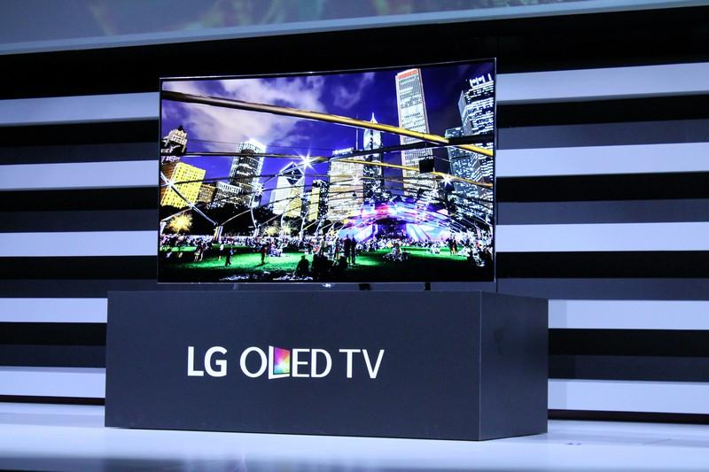 LG has expanded its 4K OLED lineup with seven new models