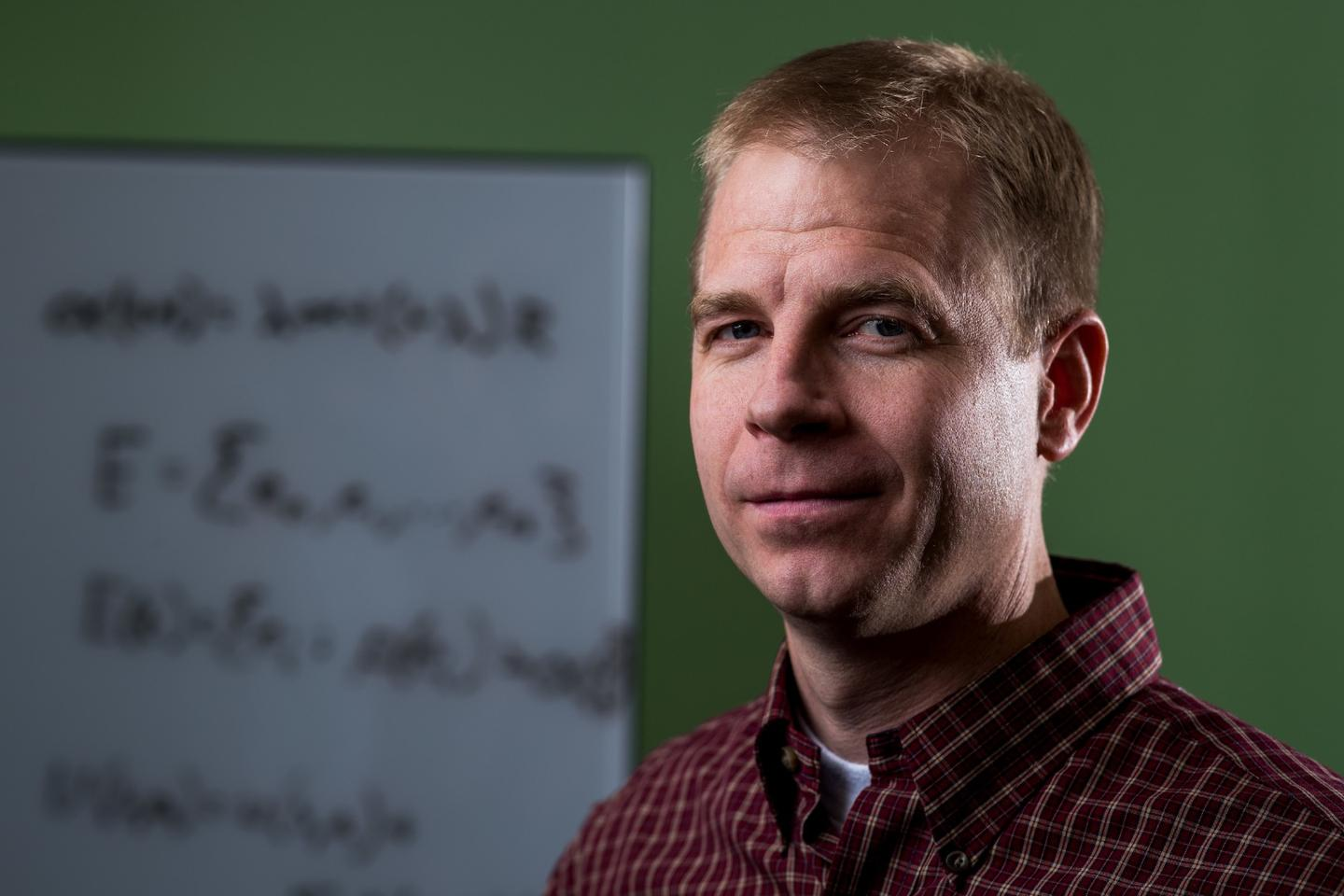 BYU computer science professor Jacob Crandall