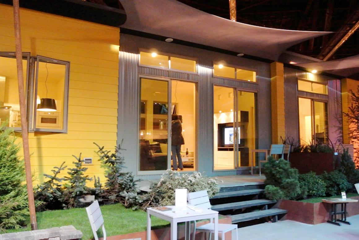 Ideabox prefabricated homes