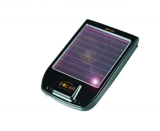 Super 99 Solar GPS Travel Recorder