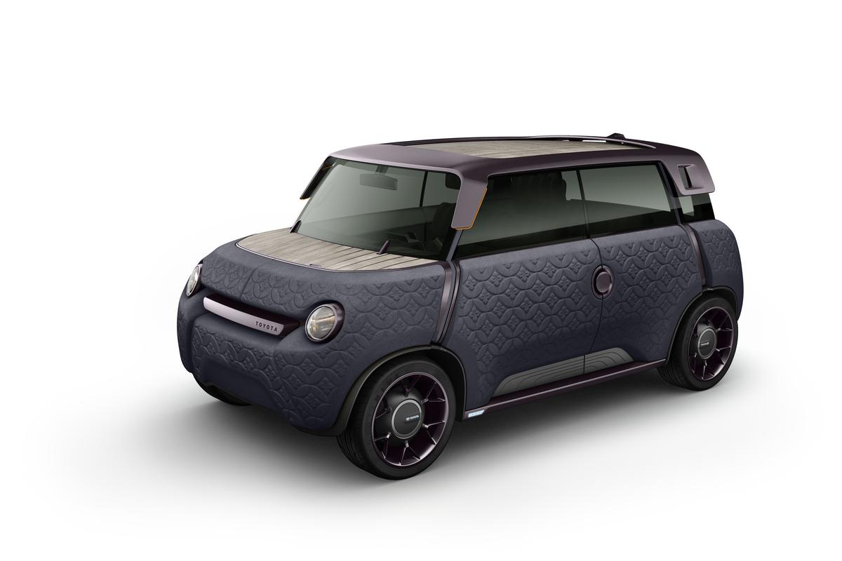 The Toyota ME.WE concept