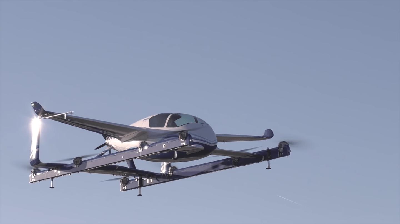 The PAV by Aurora Flight Sciences: an experimental eVTOL air taxi