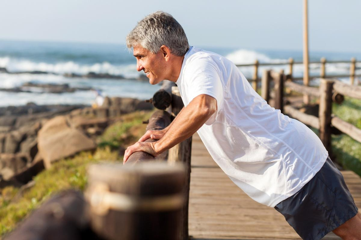 The results suggest that to really slow aging, it might take a full commitment to exercise