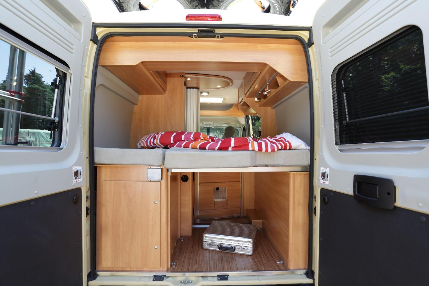 Citroën gives van life some retro flavor with the Type H WildCamp