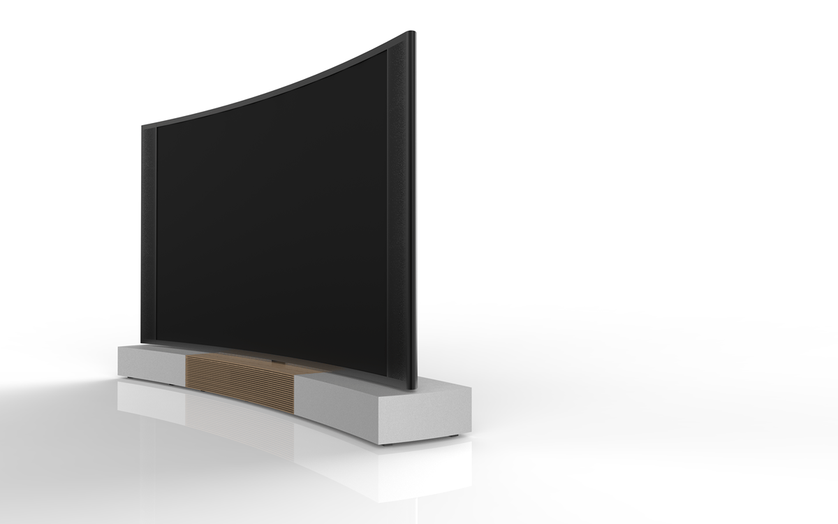 The high brightness (800 nit) TV is backed by the power of a multi-core processor, offers UHD upscaling and comes with HDMI and USB ports