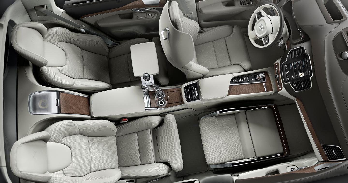 The Lounge Console is chasing the chauffeur-driven market