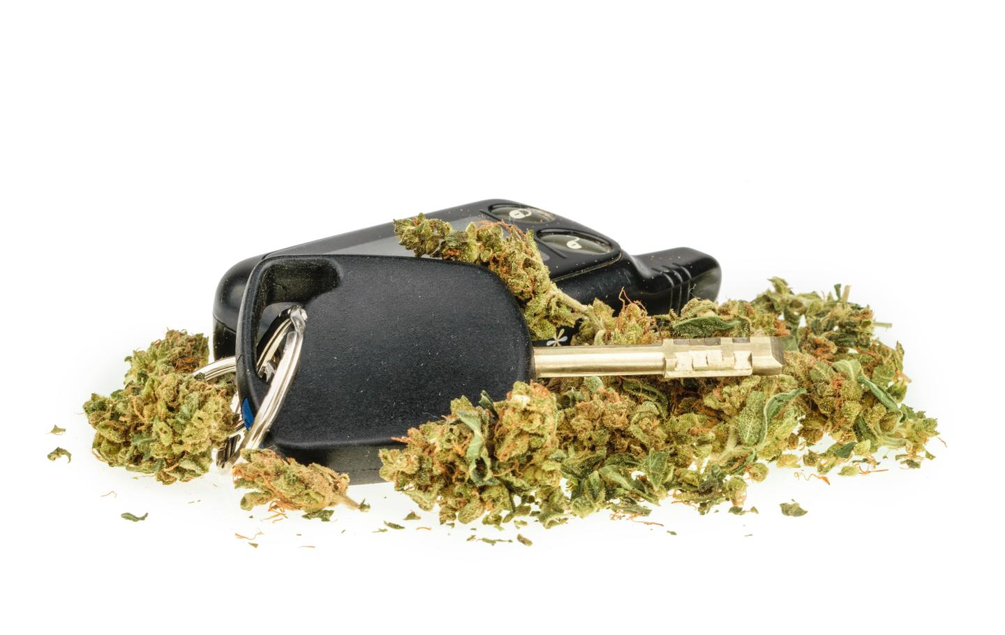 A new study detected no impairments to driving when CBD was consumed alone