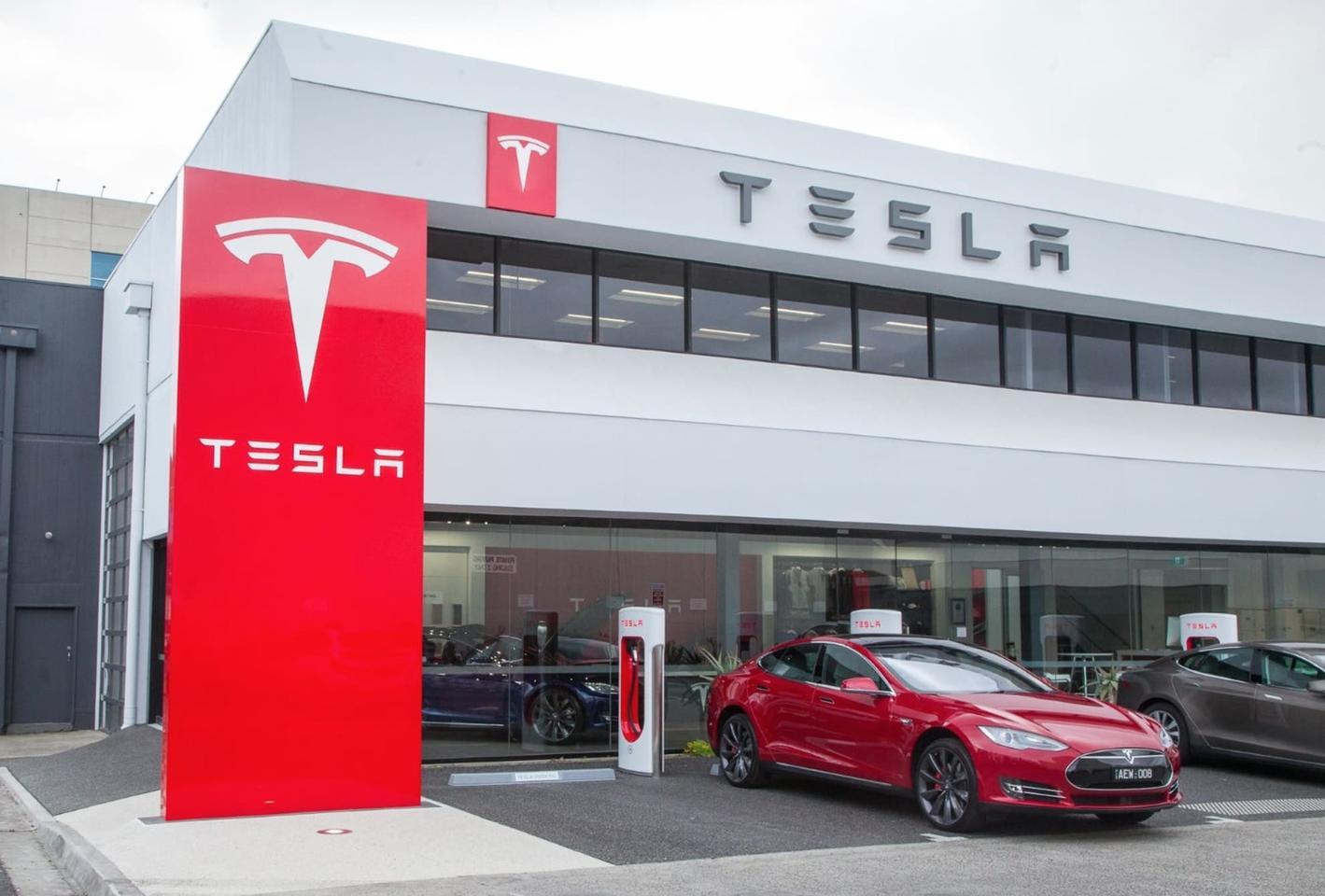The free run for Tesla owners is over - Supercharger use will now be charged