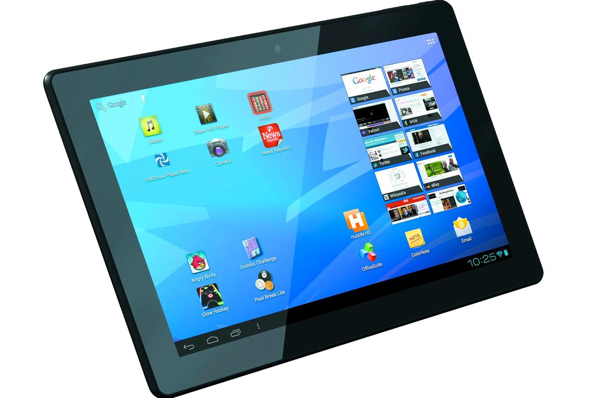 ARCHOS has launched a 13.3-inch tablet designed for the family called the FamilyPad