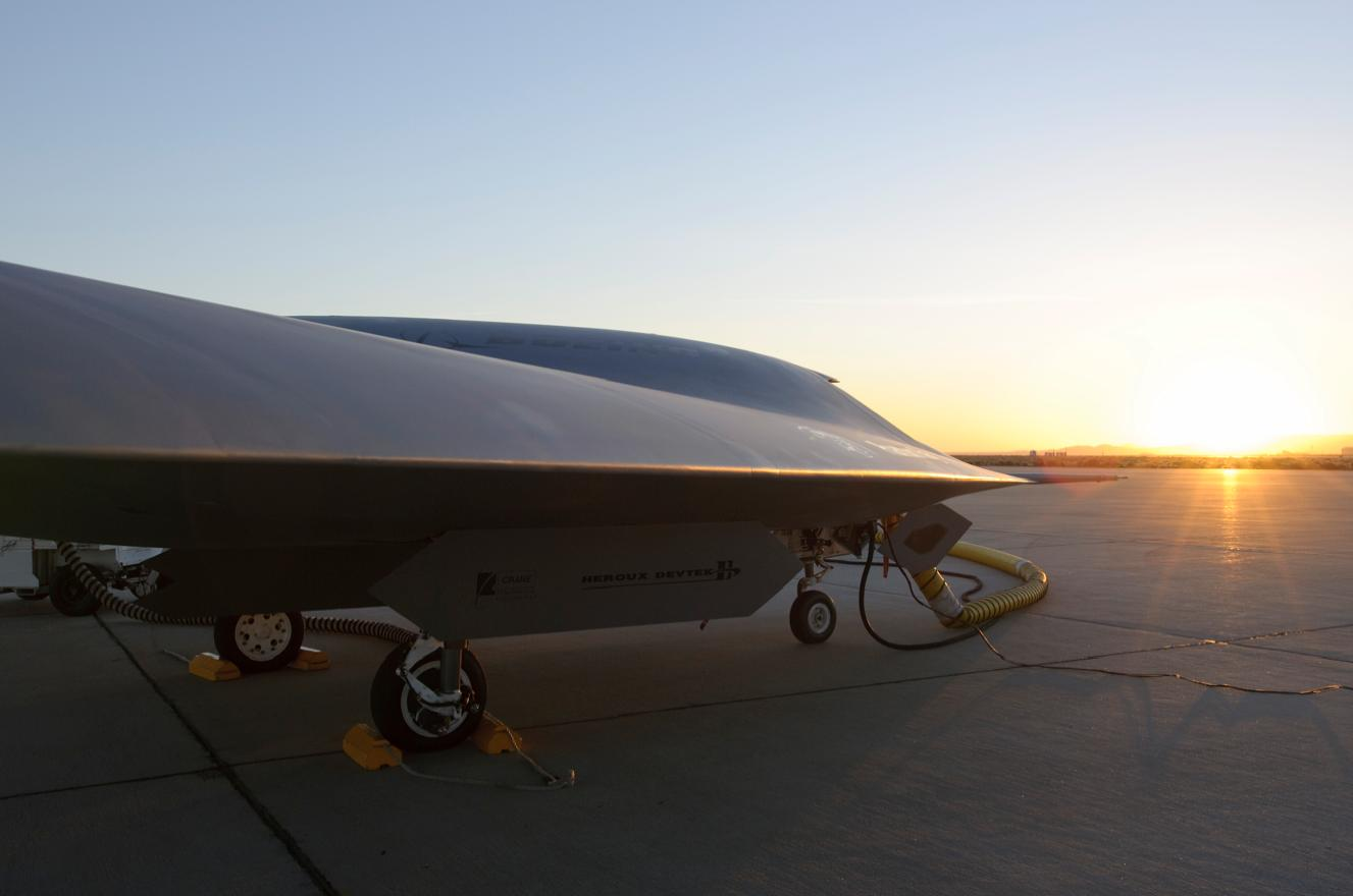 Boeing Phantom Ray (Photo: Boeing)