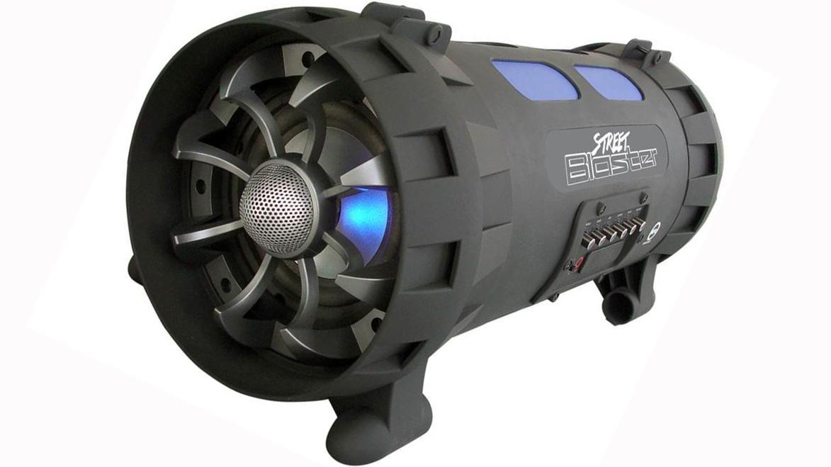 Pyle Audio's Street Blaster boasts 1,000 W of power