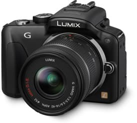 The Panasonic LUMIX DMC-G3