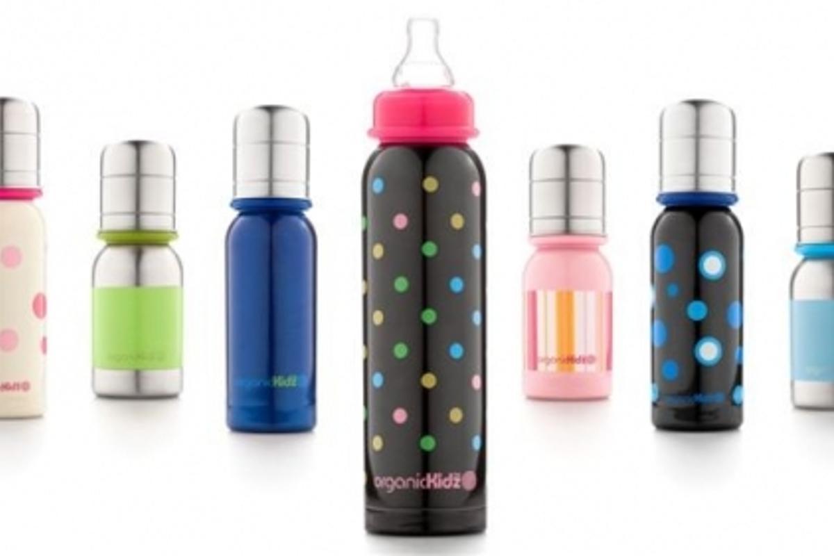 Stainless steel baby bottles offer a safer, more durable alternative to plastic or glass bottles