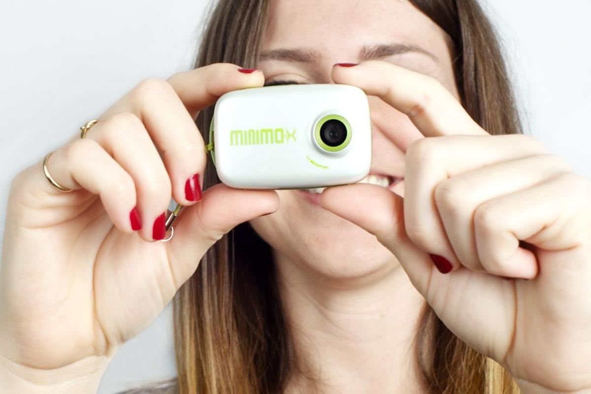 Digi Cam allows for double exposure photographs and its single exposure pics and videos also offer lo-fi appeal