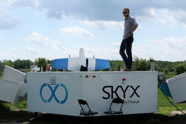 SkyX plans toinstall its first xStations for clients in July