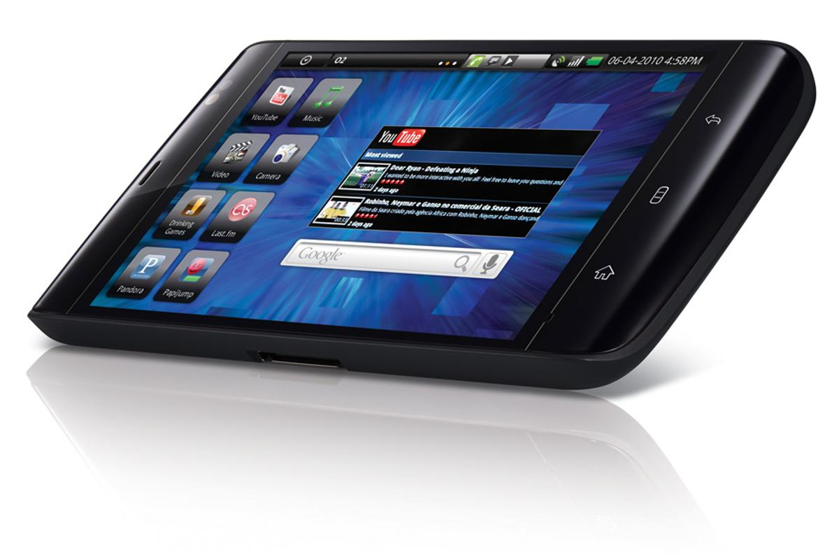 "Dell says that its new tablet sits ""between traditional smartphones and larger-screen tablets"" (Image Courtesy of Dell Inc.)"