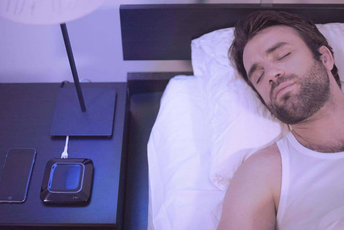 The Juvo sleep monitoring system is claimed capable of tracking your slightest movements 100 times a second, picking up every breath and every heartbeat