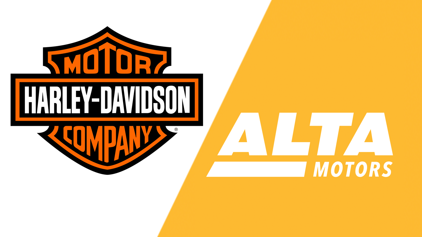 Harley-Davidson buys a stake in California's Alta Motors – the two companies will team up to produce the first production electric Harley in 2019