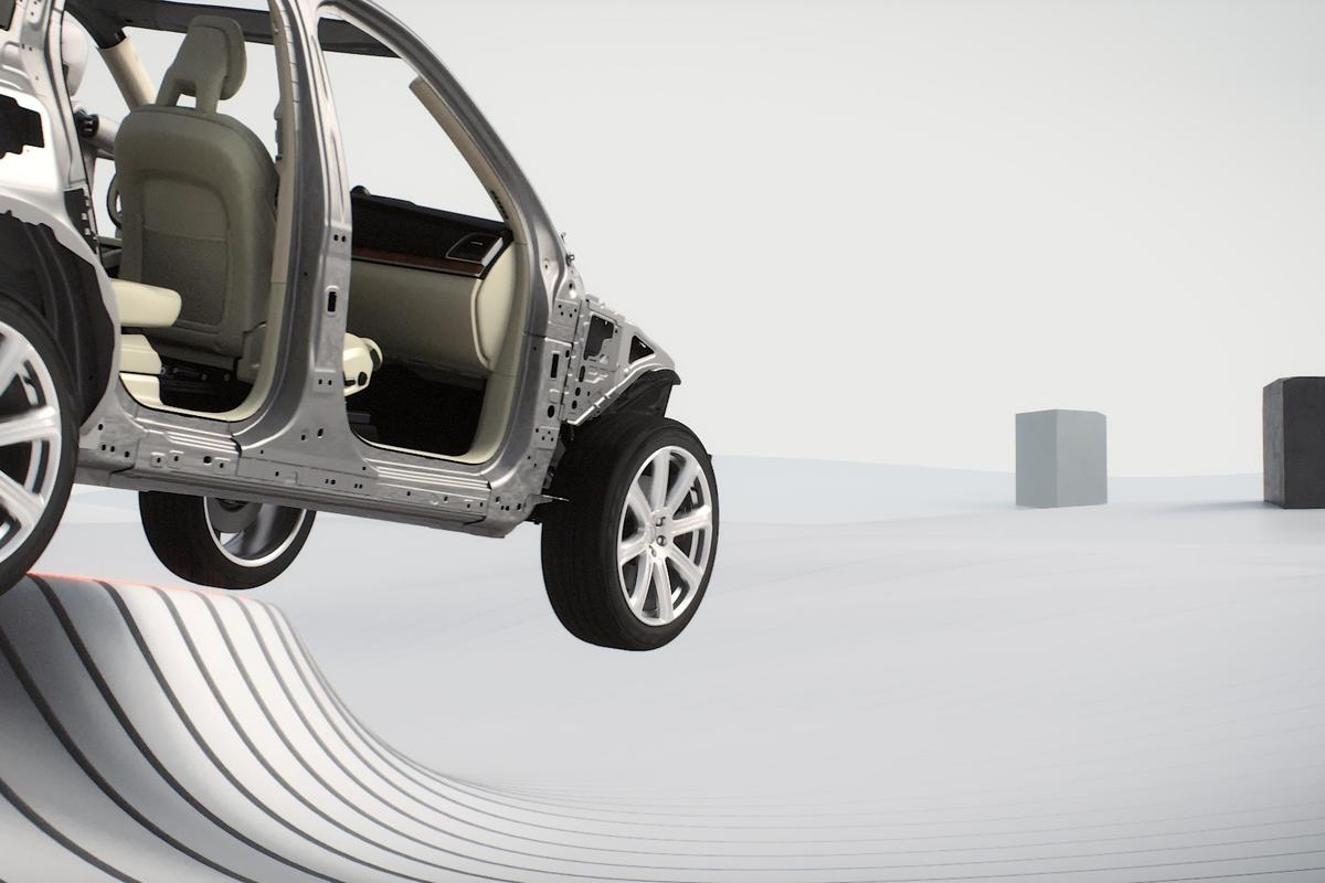 "Volvo's XC90 will feature two ""world first"" safety features"