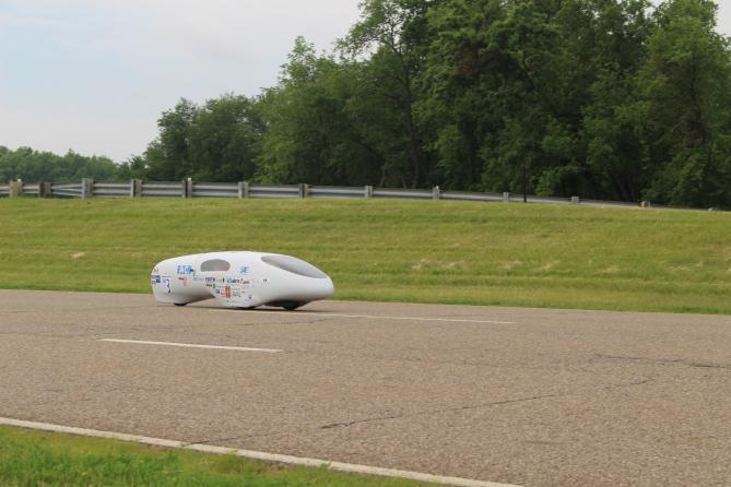 The University of Laval has won the SAE Supermileage competition five times in eight years