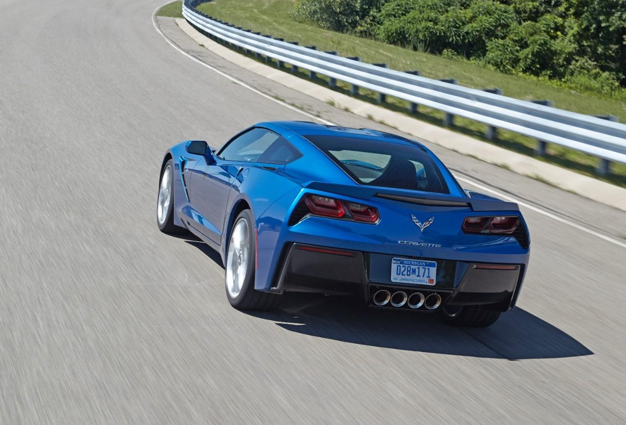The 2015 Chevrolet Corvette's Valet Mode allows drivers to lock interior storage, disable the infotainment system