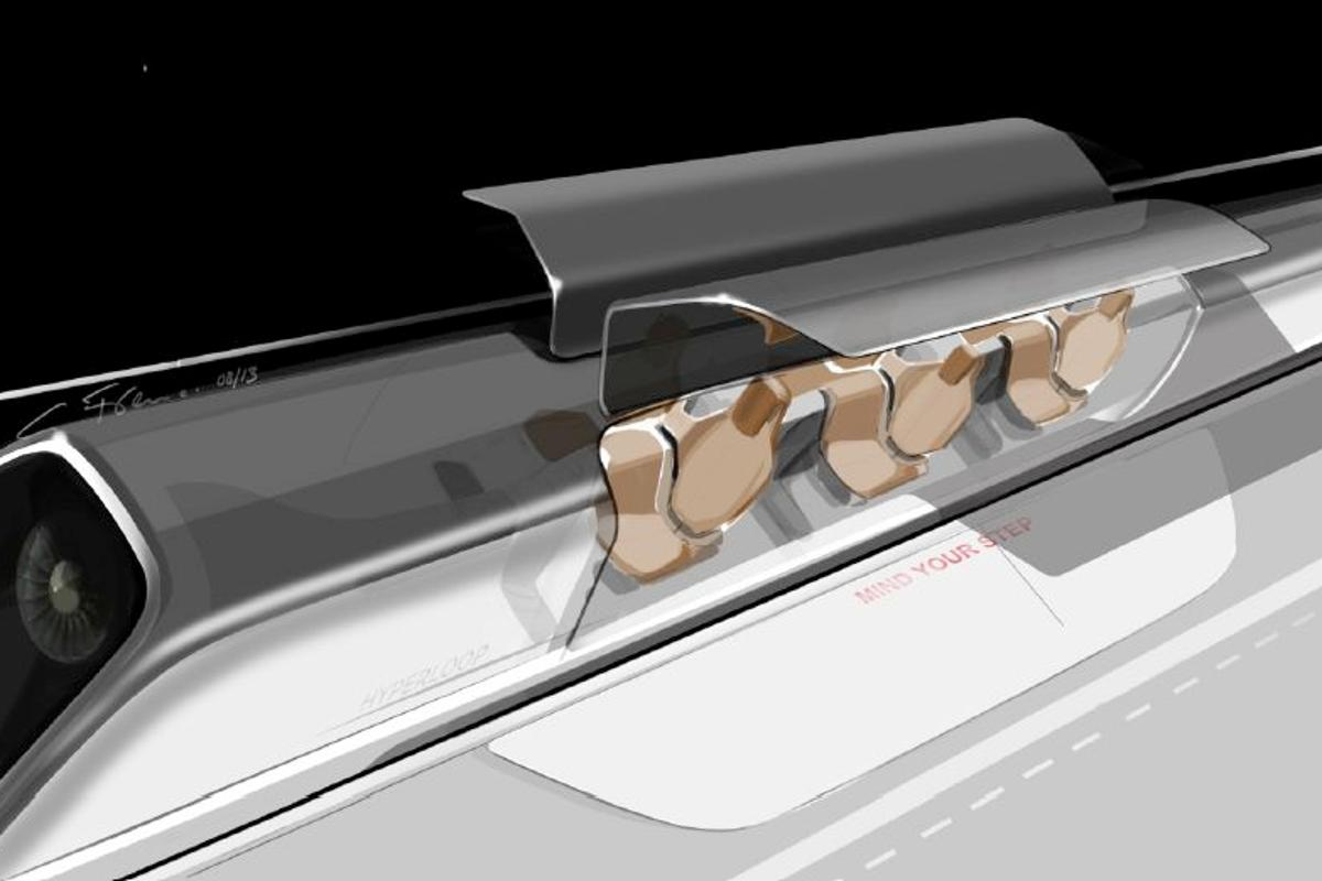 Elon Musk has announced that he will take the lead in developing a Hyperloop demonstrator (Photo: Tesla Motors)