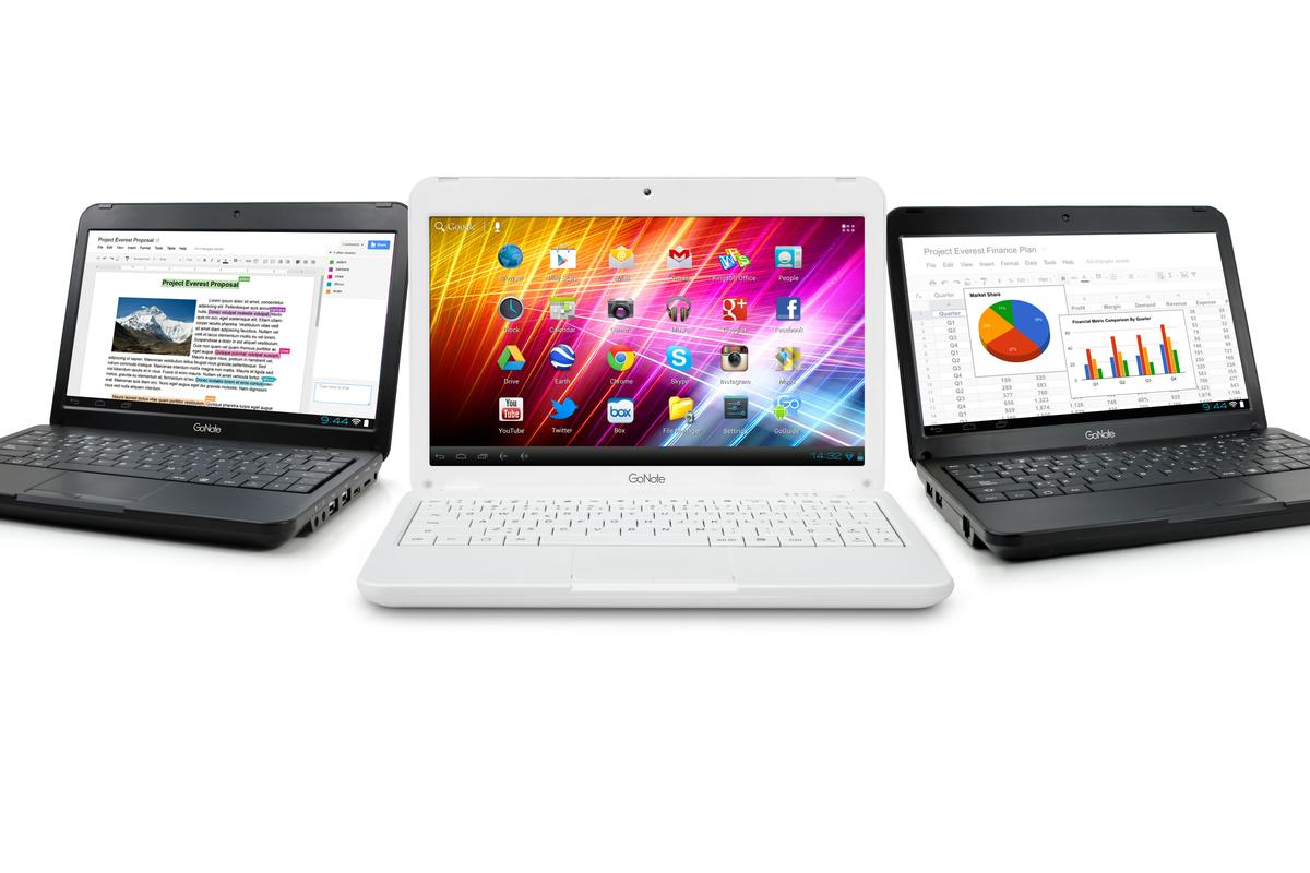 Ergo Electronics has launched a new budget-friendly ICS touchscreen netbook just in time the return to school