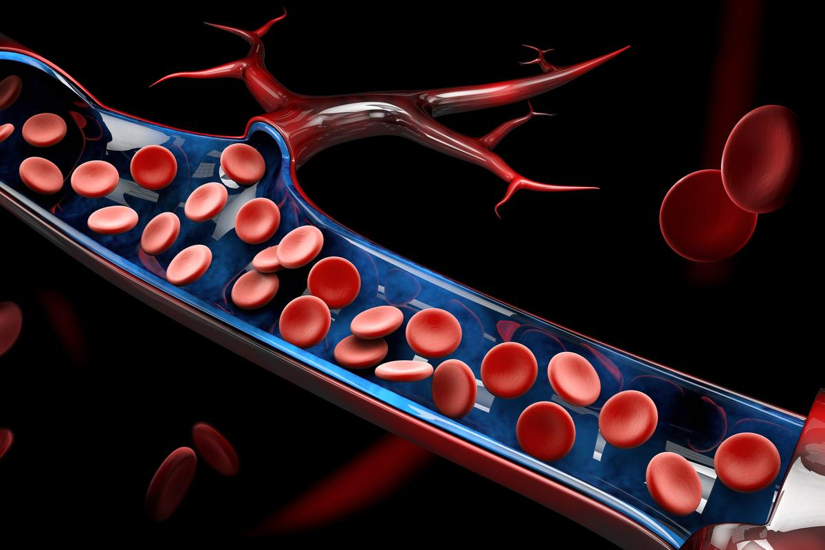 Researchers have discovered a new component in blood plasma