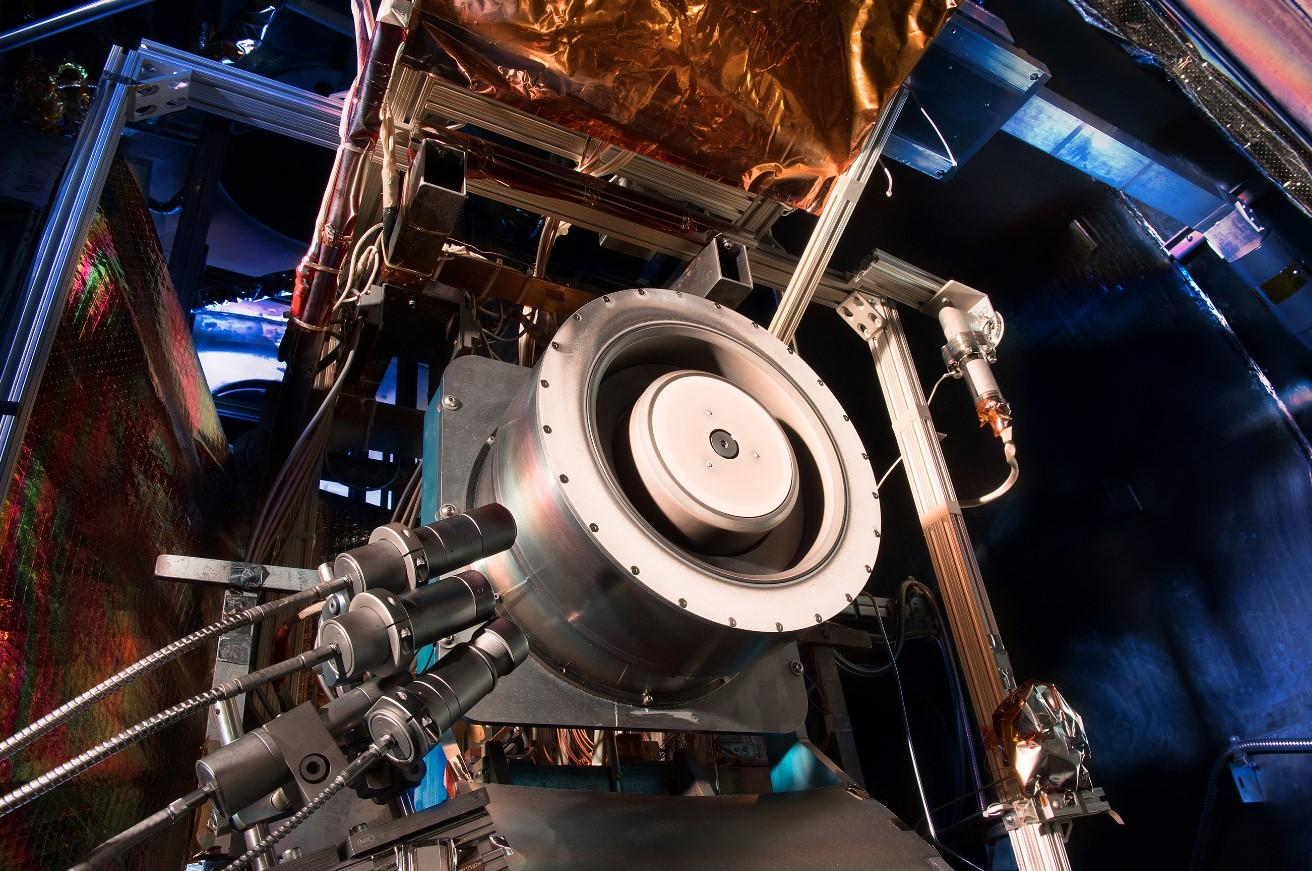 Advanced solar electric propulsion will be needed for future human expeditions into deep space