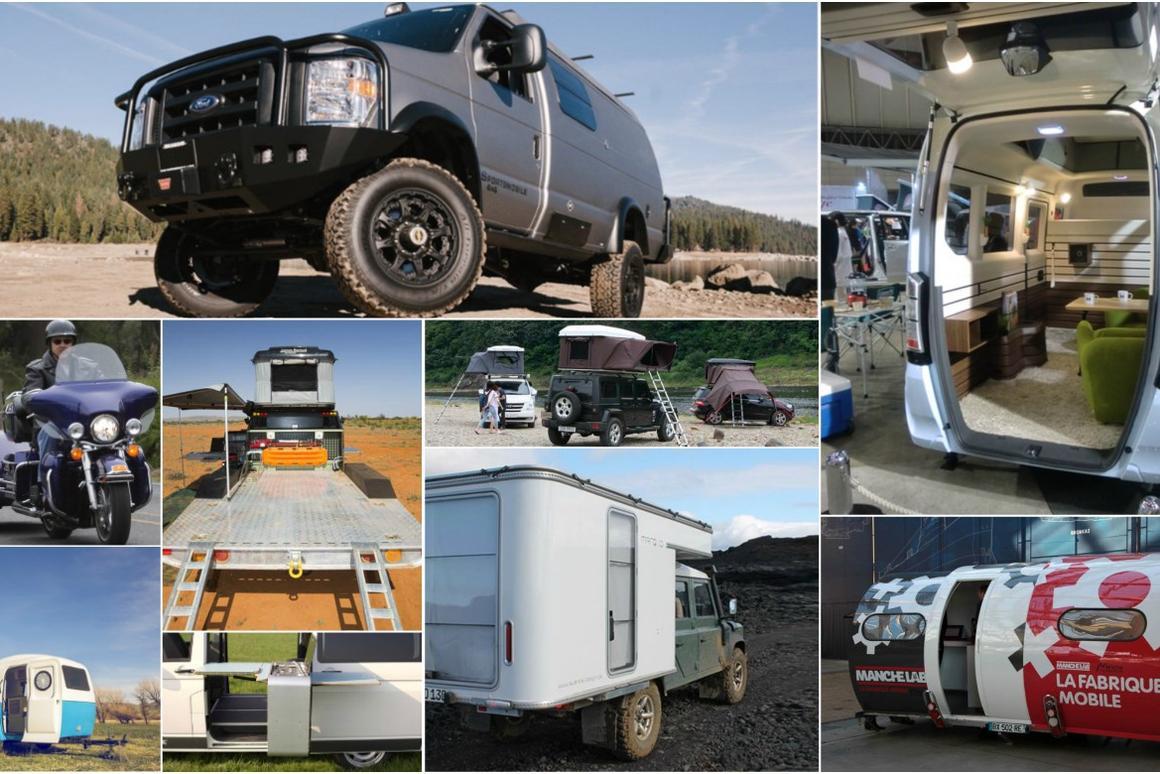 Motorhomes and caravans 2015