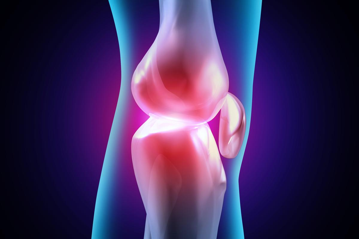 When compromised, the cartilage in our joints can't keep the bones from painfully grinding together