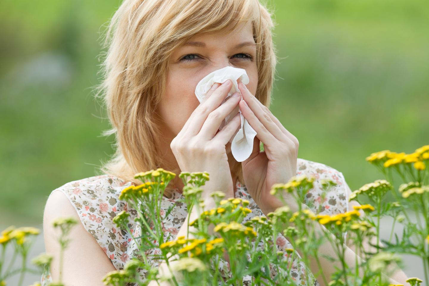 Climate change may be making pollen season worse, says new study