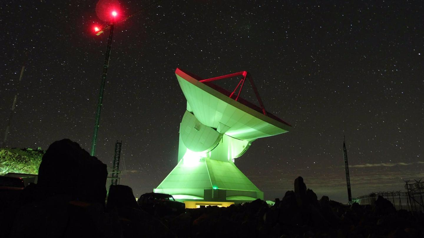 The study made use of the Large Millimeter Telescope – the world's largest single dish steerable millimeter installation