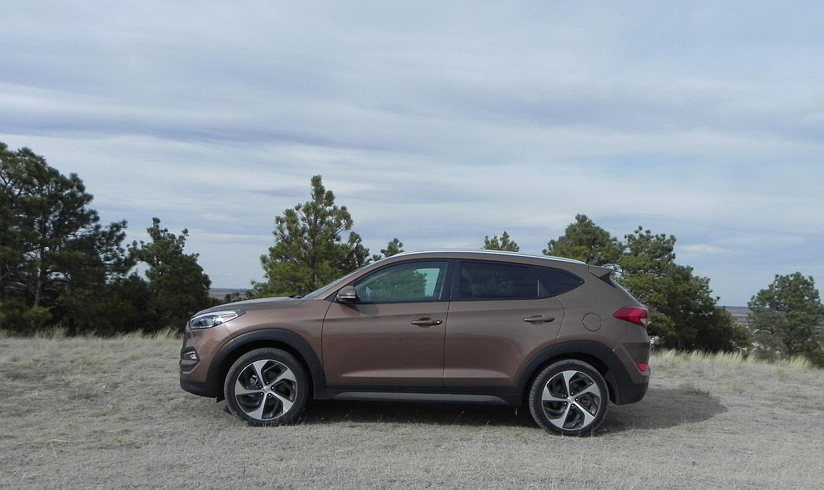 Hyundai completely revamped the Tucson for the 2016 model year and improvements have been made at every point