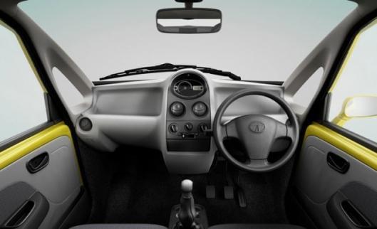 The Tata Nano Dash