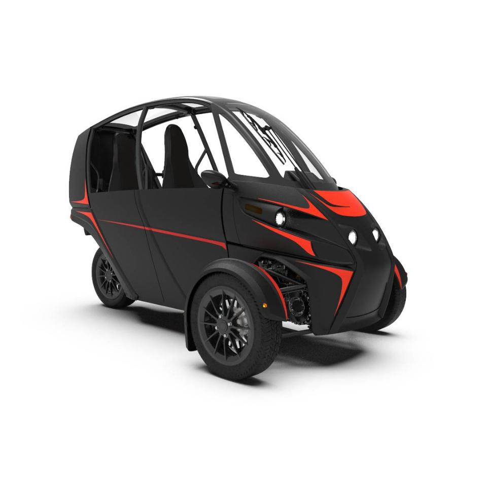 TheEvergreen Edition has an estimated range of over 100 miles per charge