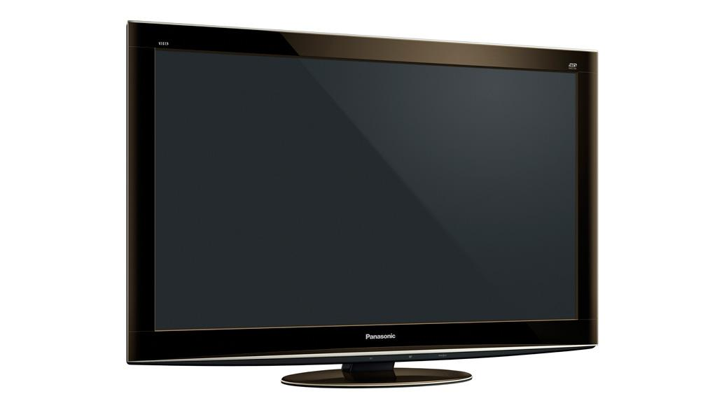 Panasonic's new TX-P46VT20 plasma 3D TV