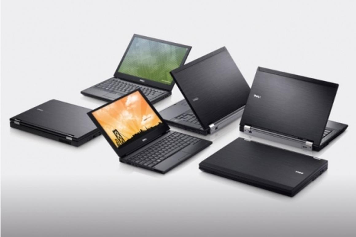 Dell's new Latitude range