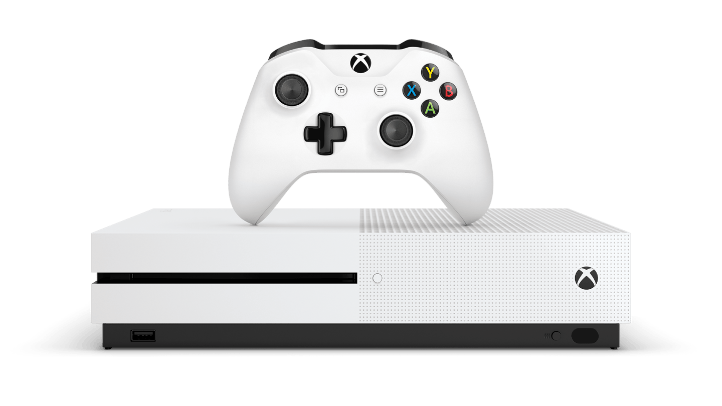 The 2TB launch edition  of the Xbox One S will hit in just a couple of weeks