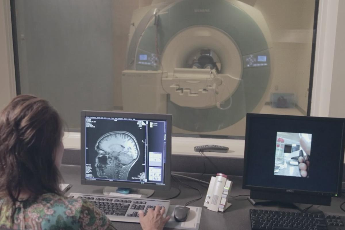 Study participants were shown randomly-captured photos from the previous month while in an fMRI machine, and asked to recall the associated memories