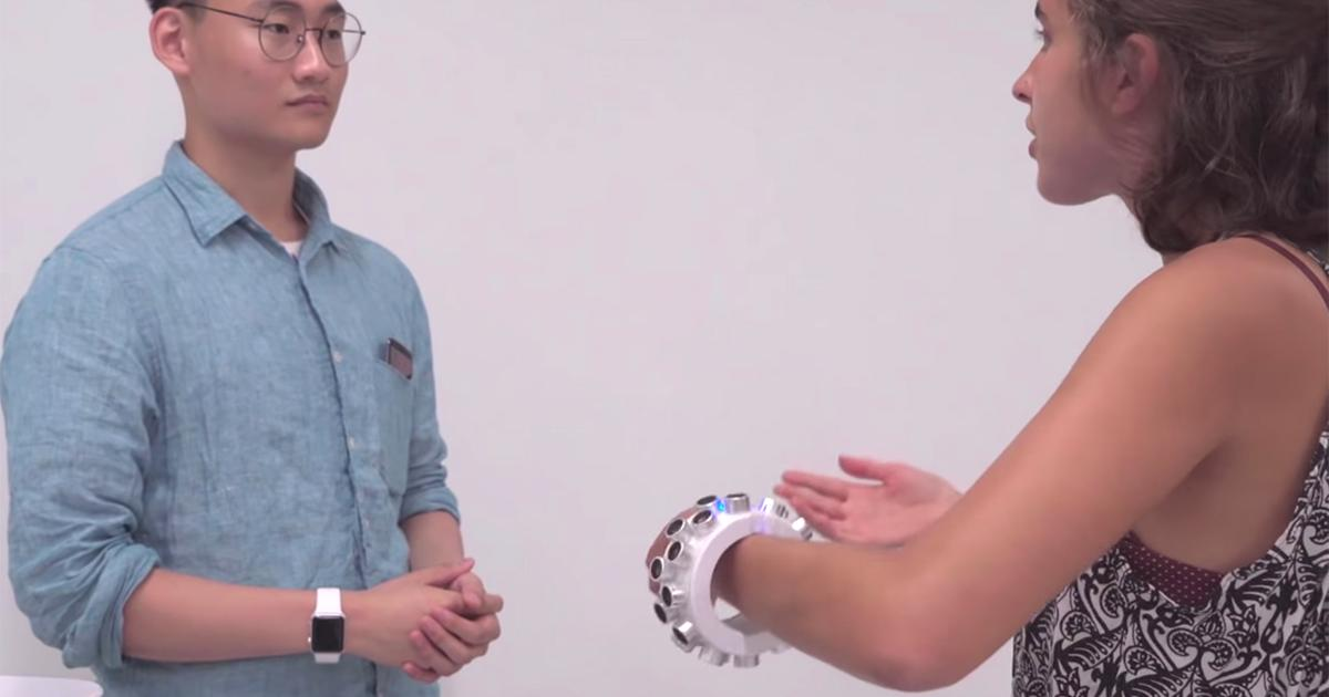 Researchers build wearable jammer to stop smart speakers listening in