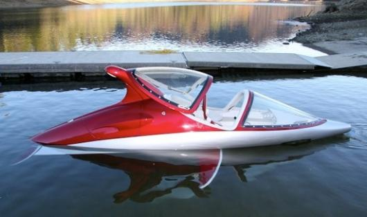 You can customize your own Seabreacher from USD $48,000