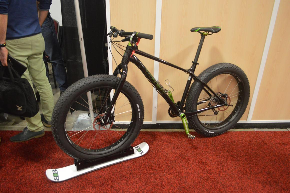 BikeBoards recently debuted at the Outdoor Retailer Winter Market