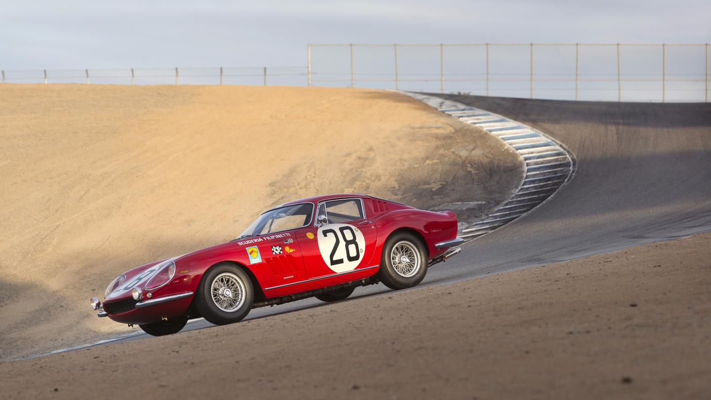Bonhams sold this 1966 Ferrari 275 GTB/C for $9,405,000 at Scottsdale in January, 2015