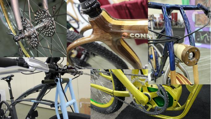 Gizmag brings you our picks from NAHBS 2015 (Photo: Ben Coxworth/Gizmag.com)