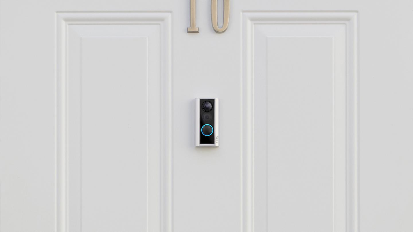 The Ring Door View Cam is a video doorbell designed to fit into the peephole already common to many doors