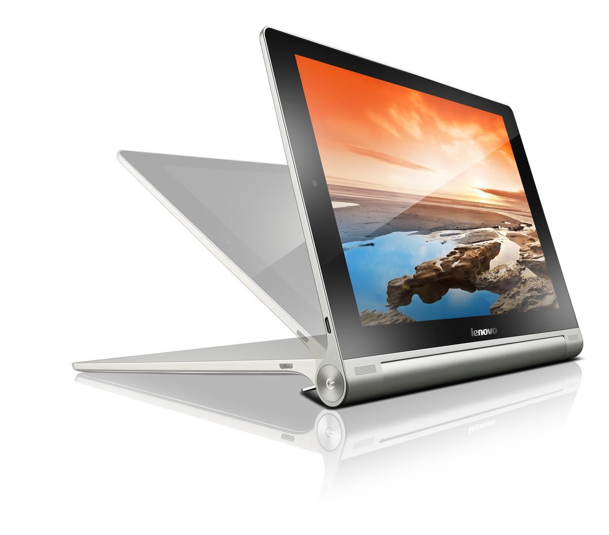Lenovo's all-new Yoga Tablet 10 HD+