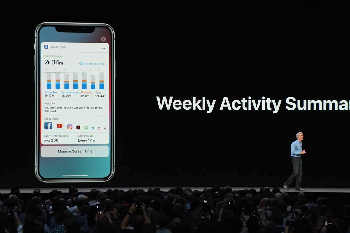 BothiOS and Android are getting digital wellbeing features